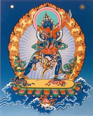Чакрасамвара (Круг Высшего Блаженства) 0019
