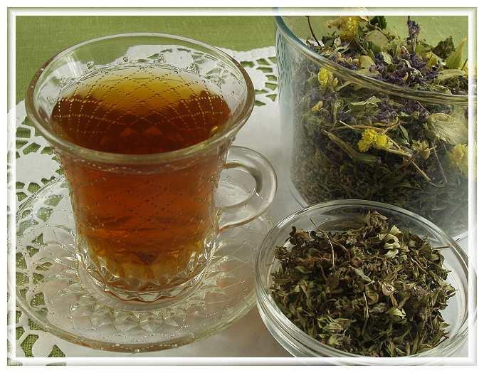 Чай из кипрея как сделать